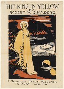 Cover of Robert W. Chambers' The King In Yellow