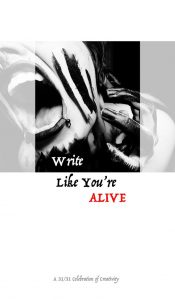 Cover for Write Like You're Alive 2016