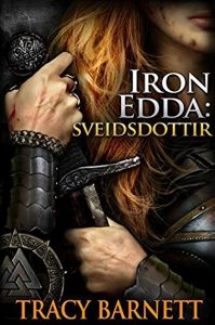 Cover art for Iron Edda: Sveidsdottir