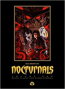 Cover art for Nocturnals Volume One