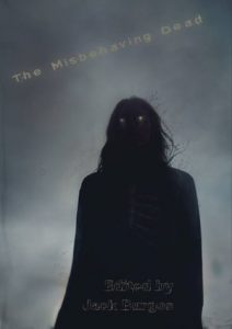 Cover art for The Misbehaving Dead