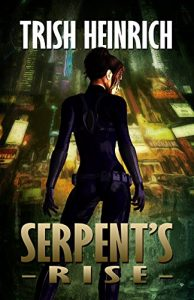 Cover art for Serpent's Rise