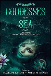 Cover art for Goddesses of the Sea
