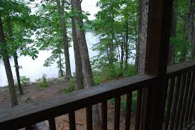View from a porch with water and trees! Talk about a dream come true!
