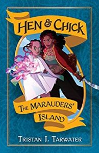 Cover art for The Marauder's Island