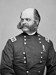 "Ambrose Burnside, from whom ""sideburns"" derive their name"