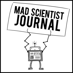 Mad Scientist Journal logo