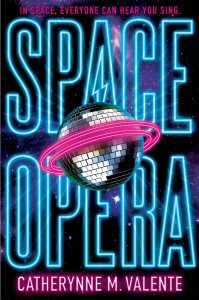 Cover art for Space Opera