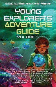Cover art for Young Explorer's Adventure Guide