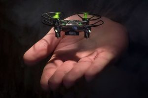 Smaller than a palm-sized drone