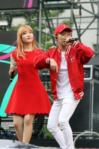AKMU, one of my favorite K-Pop artists