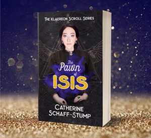 Cover art for Pawn of Isis