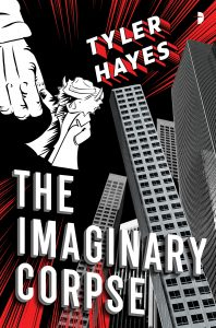 Cover art for The Imaginary Corpse